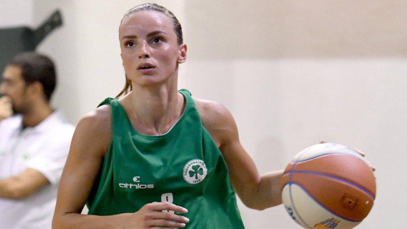 παναθηναικος γυνακειο μπασκετ