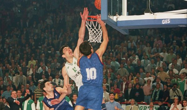 Image result for παναθηναϊκός-μπαρτσελόνα 67-66